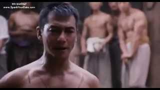 Asian bare buttocks caning M/mmmm