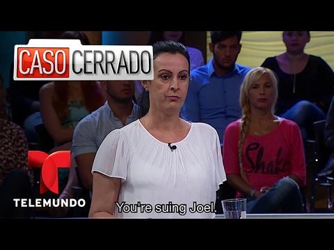 Caso Cerrado | Pet Crocodile Gets Shot by Hunter 🐊🔫 | Telemundo English
