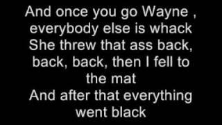 Lil Wayne feat Nicki Minaj - Knockout Lyrics