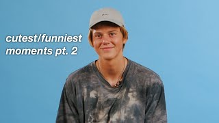 CUTEST/FUNNIEST MOMENTS OF RUEL PT. 2
