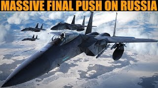 Cold War Campaign: DAY 18 Spectacular Final Attack On Soviets | DCS WORLD