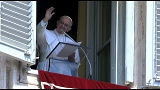 Regina Coeli: Pope calls Catholics to be instruments of justice and reconciliation