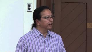 Alan Corbiere: 250th Anniversary of the Treaty of Niagara
