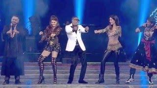 DJ Bravo IPL Opening Ceremony 2016 Perfomance | Katrina Kaif | YO YO | Jacqueline | Ranveer