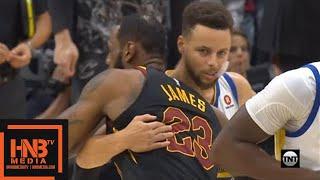 Cleveland Cavaliers vs Golden State Warriors 1st Qtr Highlights / Jan 15 / 2017-18 NBA Season