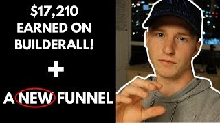 $17K IN AFFILIATE COMMISSION ON BUILDERALL + AN INTERESTING FUNNEL YOU MUST SEE
