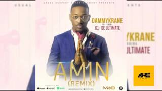 LISTEN TO : DAMMY KRANE – Amin (Remix) Ft. Kwam 1 (K1 De Ultimate)