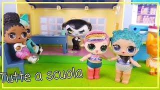 Lil - Lol Surprise Story 📚📖 Il primo giorno di scuola - divisione in classi e nuove amicizie 📖📚