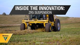 Inside the Innovation: ZR5 Suspension | Vermeer Agricultural Equipment