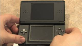 Classic Game Room - NINTENDO DS LITE review