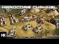 Download Video Download Command & Conquer Generals: Zero Hour - FFA - Танковый трындец 3GP MP4 FLV