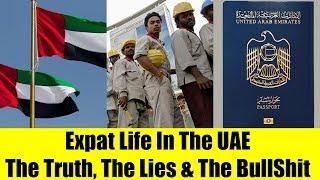 My Response To UAE Citizenship, UAE Gold Card PR, Inside Dubai Labour Camp YouTube Video