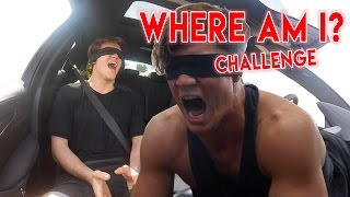Where Am I? CHALLENGE