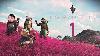 No Man's Sky Multiplayer with The Show and Justin - E01