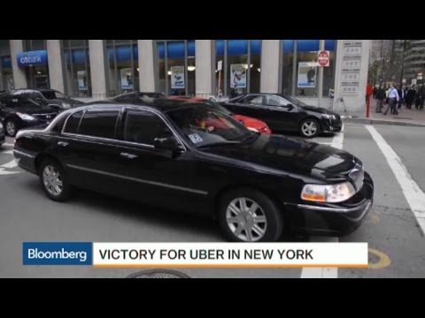 Why New York Is a Victory for Uber