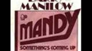 Mandy - barry manilow