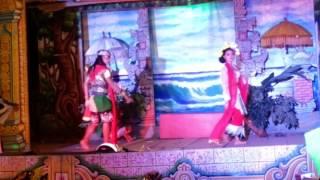TARI JARAN GOYANG(Dika&Dhila) janger TiaraNusaDewa