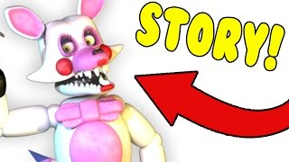 Five Nights at Freddy's Sister Location: STORY AND ANIMATRONICS | FNAF Sister Location Theory
