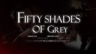 Stucky / Evanstan :Fifty Shades of Grey (Official Trailer)