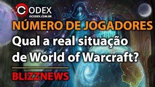 Blizzblizz - Novos Dados de World of Warcraft! Afinal Qual a Situação Real do Jogo?