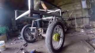Coet Garage | make a motor roda 3