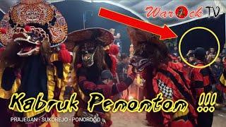 Barongan Ngamuk Di Prajegan Ponorogo