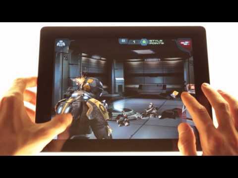 Видеообзор Mass Effect Infiltrator