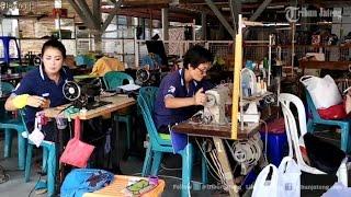 Sebelum Bebas, Begini Aktivitas Kreatif Warga Binaan Lapas Bulu Semarang