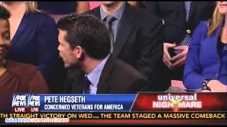 Pete Hegseth destroys Jehmu Green -