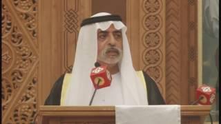 كلمة الشيخ / نهيان بن مبارك آل نهيان. في قداس القيامة  15ابريل 2017