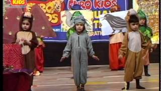 SKIT 10th Annual Function EuroKids EuroSchool Nadiad | March 2012
