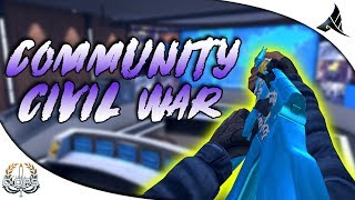 [Critical Ops] Community Civil War (720P 60FPS)