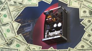 THE $1,000 POWER SUPPLY