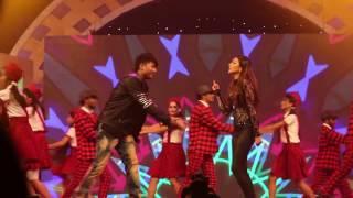mim & Bappy live performance @Rtv Star award :: Swadesh tv