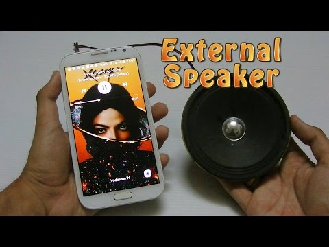 Xxx Mp4 How To Make A Speaker At Home For Mobile Or Laptop 3gp Sex