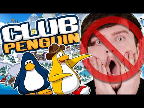 Let s Get Banned CLUB PENGUIN EDITION