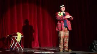 ruffus ivanoff clown Magic Comedy