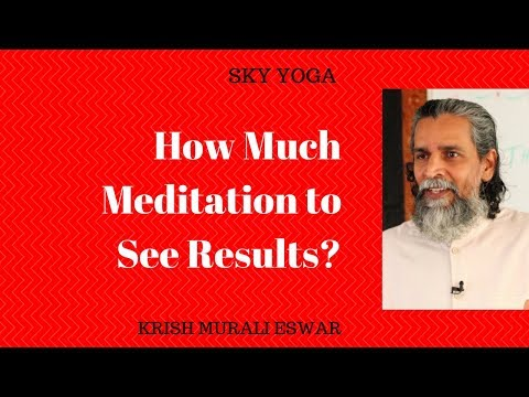 Xxx Mp4 How Much Meditation To See Results 3gp Sex