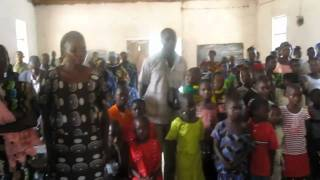 Moravian Church Tenende Tanzania
