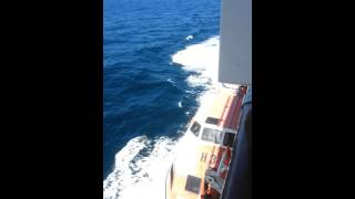 Carnival Miracle with extend balcony 2016