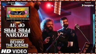T-Series Mixtape Punjabi: Making of Ae Jo Silli Silli / Narazgi | Hans Raj Hans | Navraj Hans