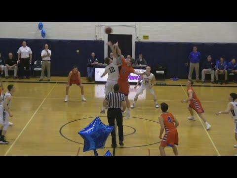 Penn Yan Mustangs vs. Mynderse Blue Devils .::. FL1 Sports 2/12/18
