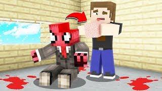 FAKİR'in BEYNİNİ SÖKTÜM! ???? - Minecraft