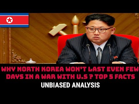 Xxx Mp4 WHY NORTH KOREA WON'T LAST EVEN FEW DAYS IN A WAR WITH U S 3gp Sex