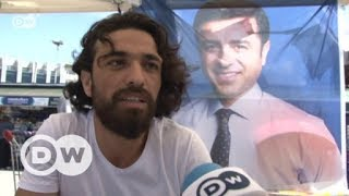 HDP candidate Demirtas campaigns against Erdogan from Turkish jail | DW English