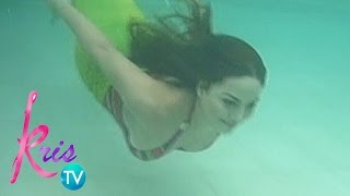 Kris TV: Mermaid Swimming