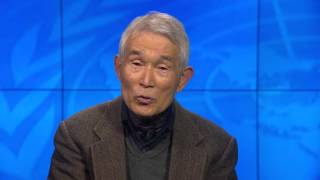 What does it feel like to survive an atomic bomb? Nagasaki survivor  Yasuaki Yamashita explains