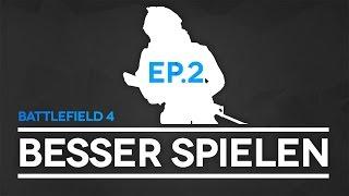 Besser werden in Battlefield 4 - Folge 2 - Täuschungsmanöver, Deckung, Playstyle (Tipps und Tricks)