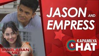 Kapamilya Chat with Jason Abalos and Empress Schuck for Ipaglaban Mo