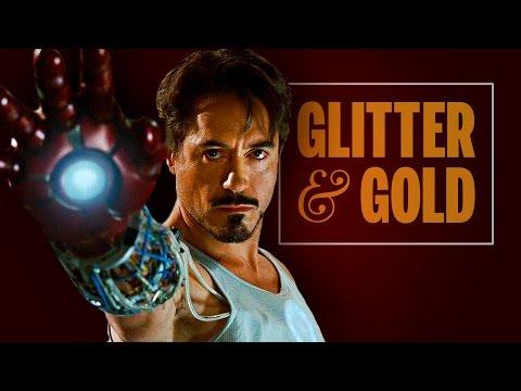 MARVEL || Glitter & Gold (collab w djcprod)